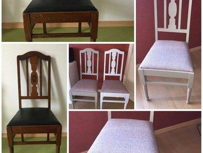 't Stofhoekje -  Herstofferen van meubels