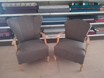 't Stofhoekje -  Herstofferen van meubels-fr